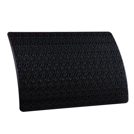 Pad Mobile - Dashboard Non Slip Sticky Pad for Car Dashboard, MINI-FACTORY PREMIUM Universal Mat for Cell Phones, Sunglasses, Keys, Coins and more - Black (Large Size: 7.8