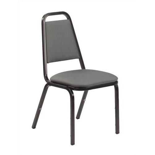 Virco Rectangular Back Banquet Chair (Set of 4)