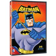 Batman: The Brave And The Bold: The Complete Second Season by WARNER HOME VIDEO