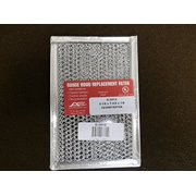2 Pack 5230W1A012B LG Microwave Aluminum Grease Mesh Filter