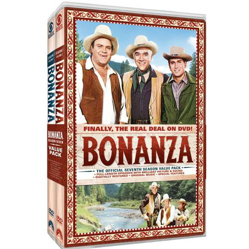Bonanza: The Official Seventh Season: Volumes One & Two (Full Frame)
