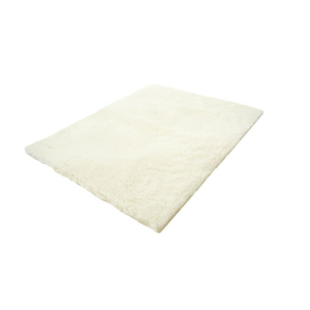Essential Medical Supply Sheepette Synthetic Lambskin Bed Pad, 30