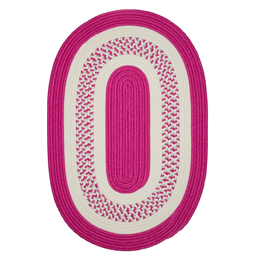 Colonial Mills Crescent Pink Indoor/Outdoor Area Rug