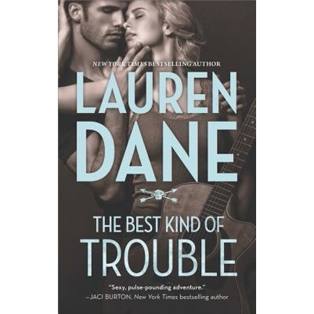 The Best Kind of Trouble - eBook
