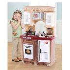 Kidkraft Vintage Wooden Play Kitchen Set Blue Walmart Com