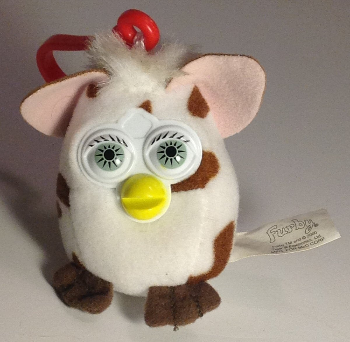 McDonald's Happy Meal Toy Furby Cow 8, By McDonalds Corp Ship from US by