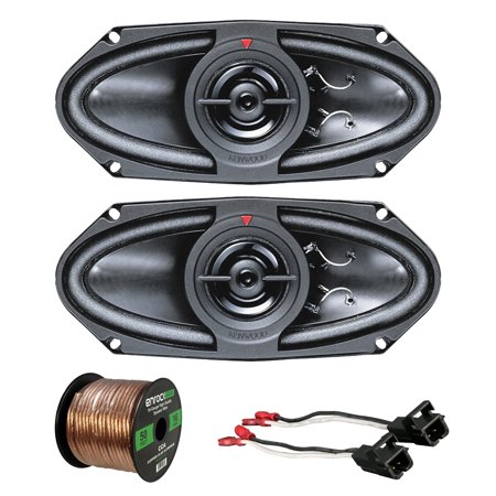 Car Speaker Package Of 2x Kenwood KFC415C 320 Watt 4x10