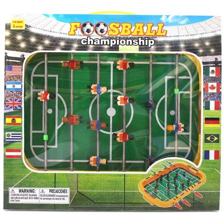 Mini Foosball Championship set (Mini Foosball Table Parts)