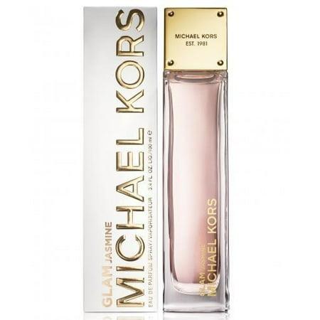 Michael Kors Glam Jasmine Eau De Parfum, Perfume For Women, 3.4 Oz - Jasmine Magnolia Perfume
