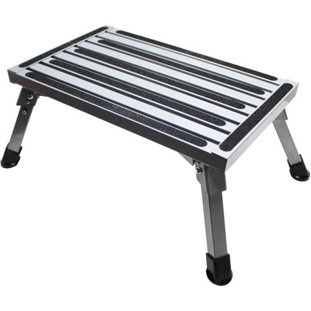 Quick Products QP-ASS101 Platform Step, X-Large, Aluminum (Quick Step 700)