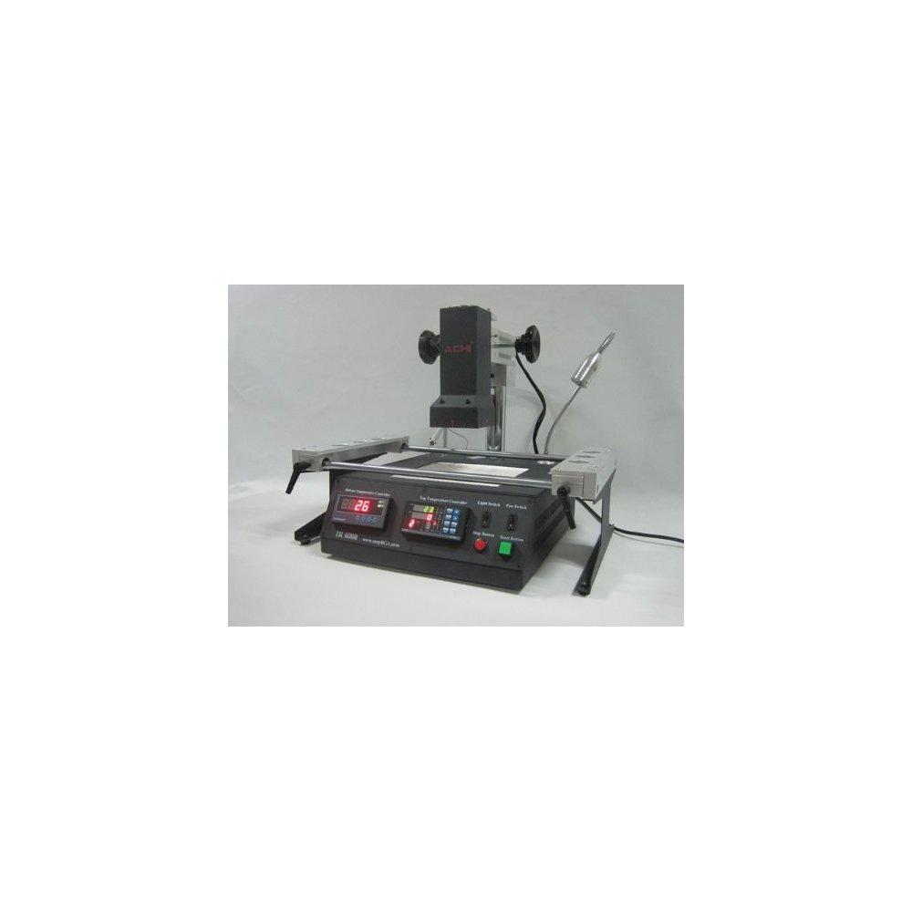 achi ir 6000 bga rework station infrared xbox 360 ps3 ir6000 usa