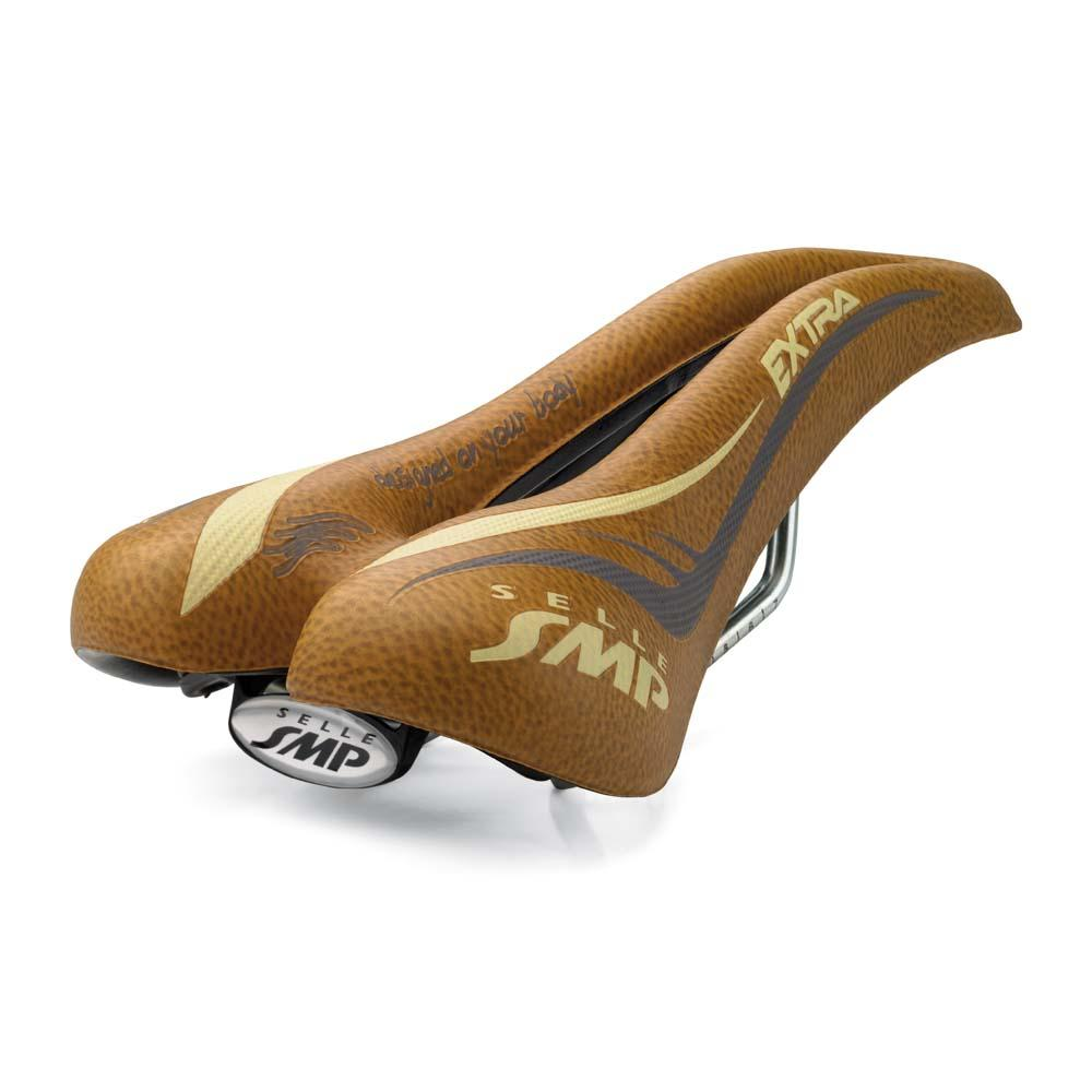Selle SMP Extra SVT/Tour Saddle - Brown
