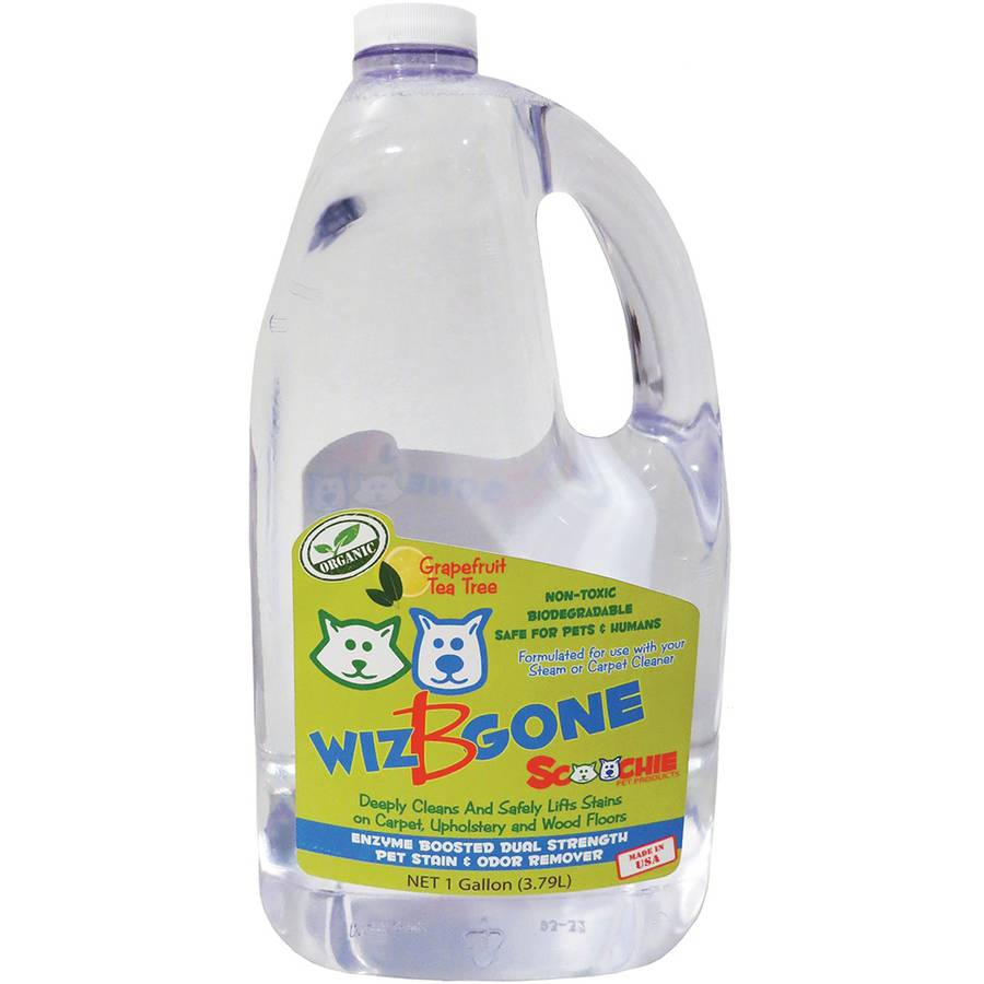 Wiz B Gone Pet Stain and Odor Remover Gallon