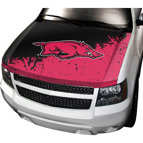 Arkansas NCAA Auto Hood Cover