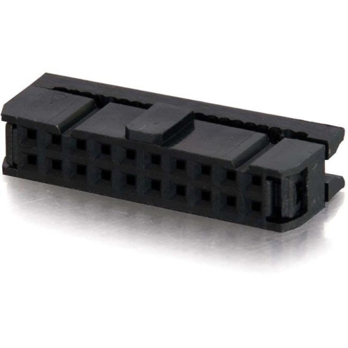 C2G 02166 C2G 20-pin Female IDC Flat Ribbon Connector - IDC