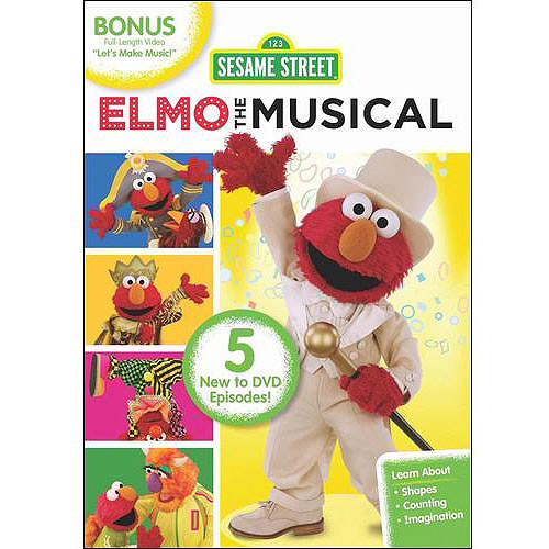 Sesame Street: Elmo The Musical (Full Frame)