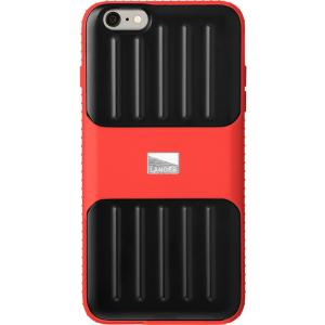 Lander Powell Case for iPhone 6/6S Plus - Red