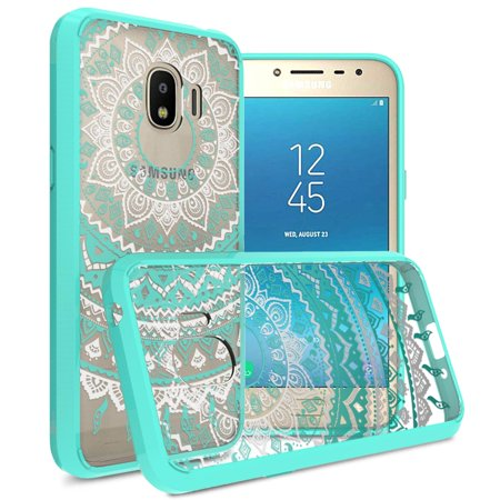buy online 23dd6 d0e3c CoverON Samsung Galaxy J2 Pro 2018 / Galaxy Grand Prime Pro 2018 Case,  ClearGuard Series Clear Hard Phone Cover
