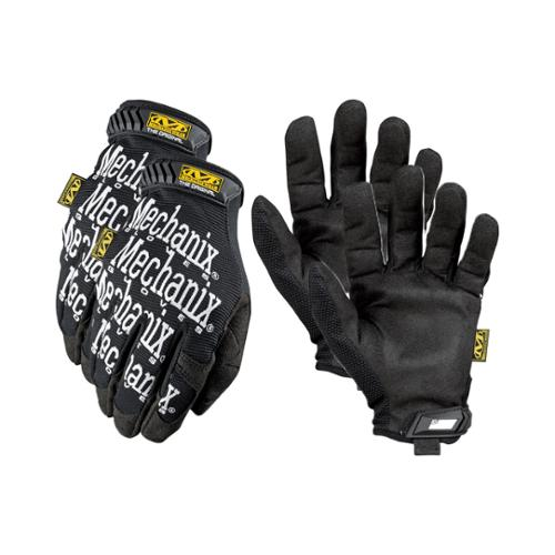 Mechanix Wear 2-Pack The Original Black Heavy Duty Work Gloves - Medium