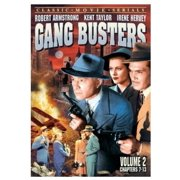 Gangbusters Serial 2 Chapters 7-13 (DVD)