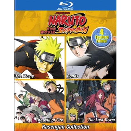Naruto Shippuden The Movie Rasengan Collection (Blu-ray) - Naruto Shippuden Halloween Costumes
