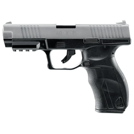 - Umarex 40XP Blowback BB Pistol, Black/Chrome, 400 FPS