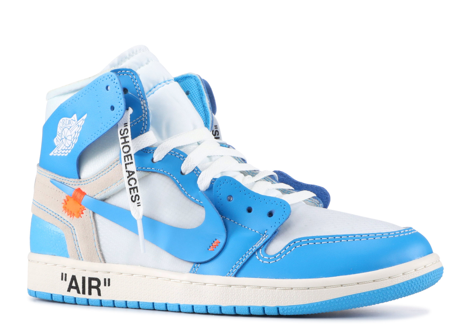 Air Jordan - Men - Jordan 1 Retro High Unc  Off White  - Aq0818-148 - Size  10 f5c4d9eec