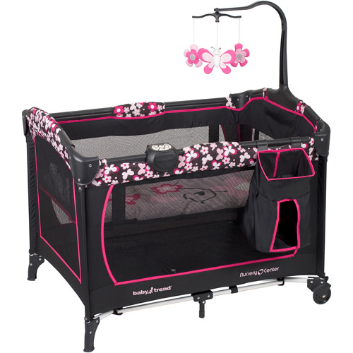 Baby Trend Nursery Center Playard, Savannah