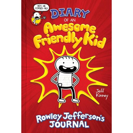 Diary of an Awesome Friendly Kid : Rowley Jefferson's