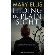 Kate Weller Mystery: Hiding in Plain Sight (Hardcover)(Large Print)