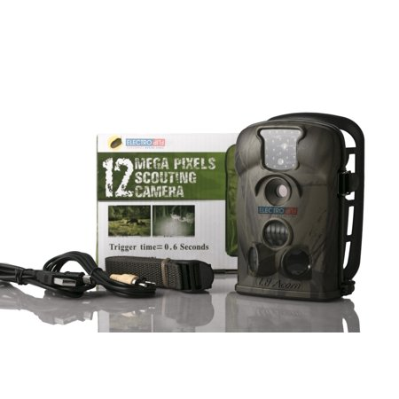 NEW Hunting Trail Camera USB Compatible MicroSD Slot - image 4 de 7