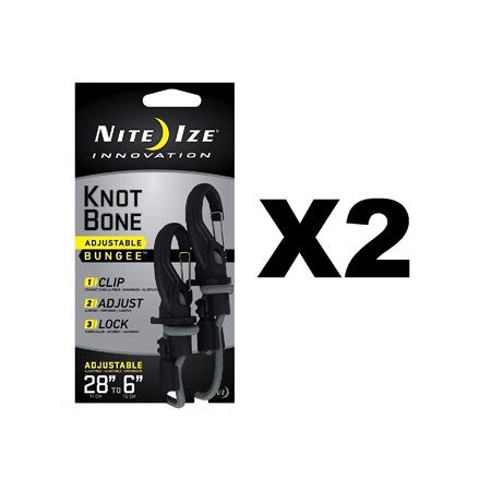 KnotBone Adjustable Bungee Small 5mm 6