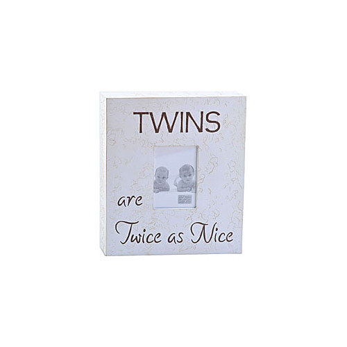 Forest Creations Twins Are Twice As Nice Child Frame