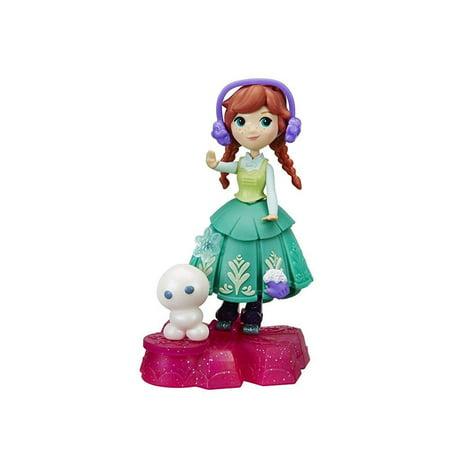 Anna Top - Frozen Disney Little Kingdom Glide 'n Go Anna