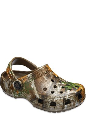 Crocs Boys' Child Classic Realtree Edge Clog (Ages 1-6)