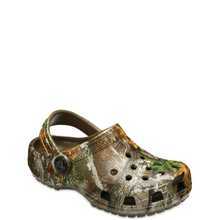 Crocs Boys' Child Classic RealTree Edge Clog ()