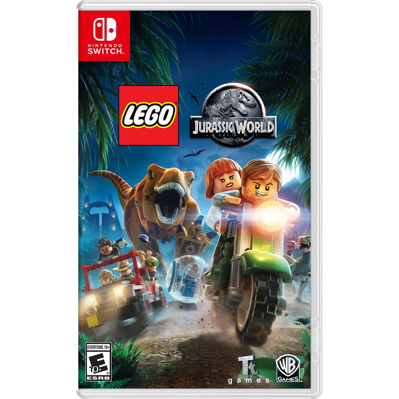 Lego Jurassic World, Nintendo Switch, Warner Bros. Interactive, 883929690527