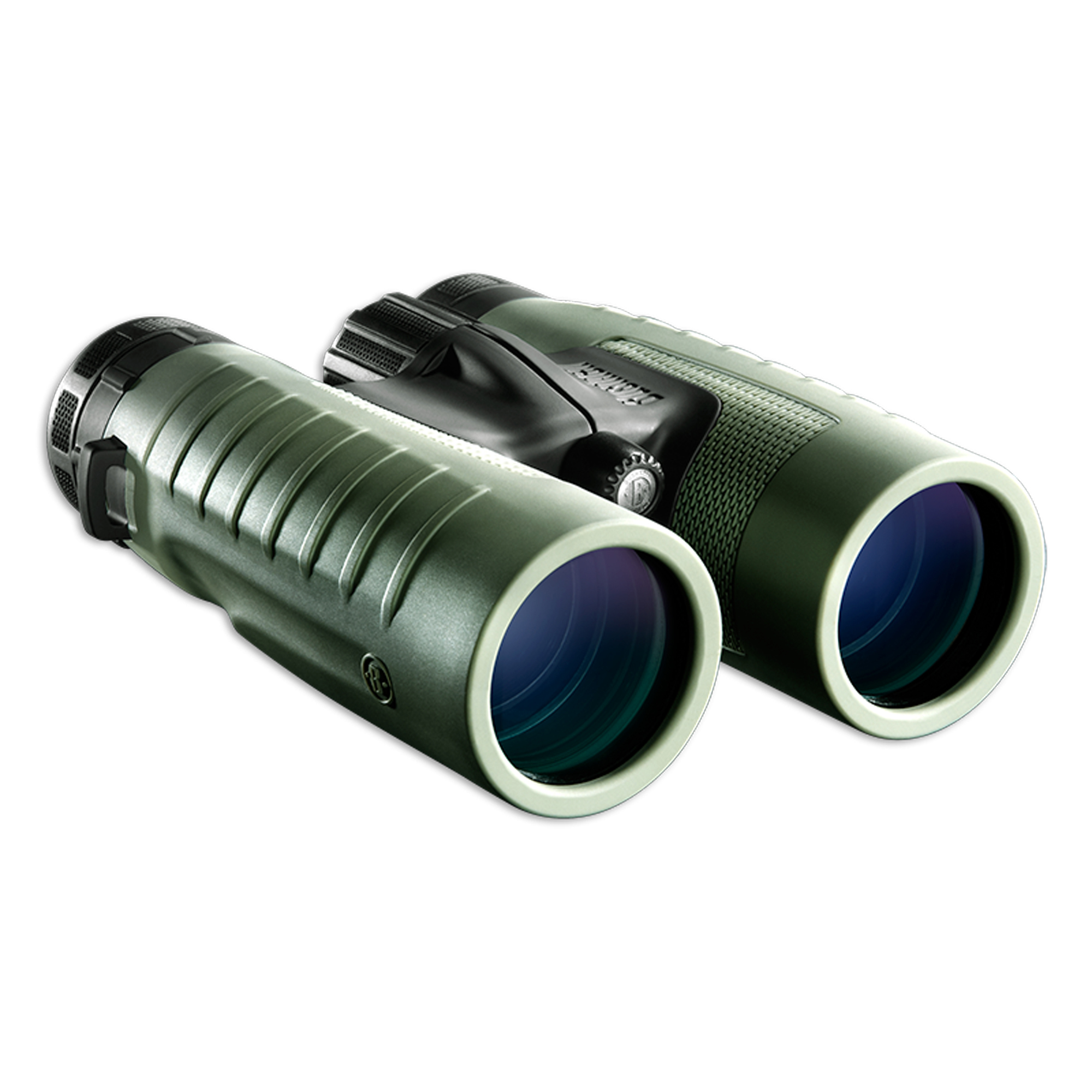 Bushnell 228042 NatureView 8x 42mm Roof Prism Binoculars, Green