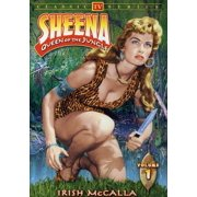 Sheena Queen of the Jungle 1 (DVD)