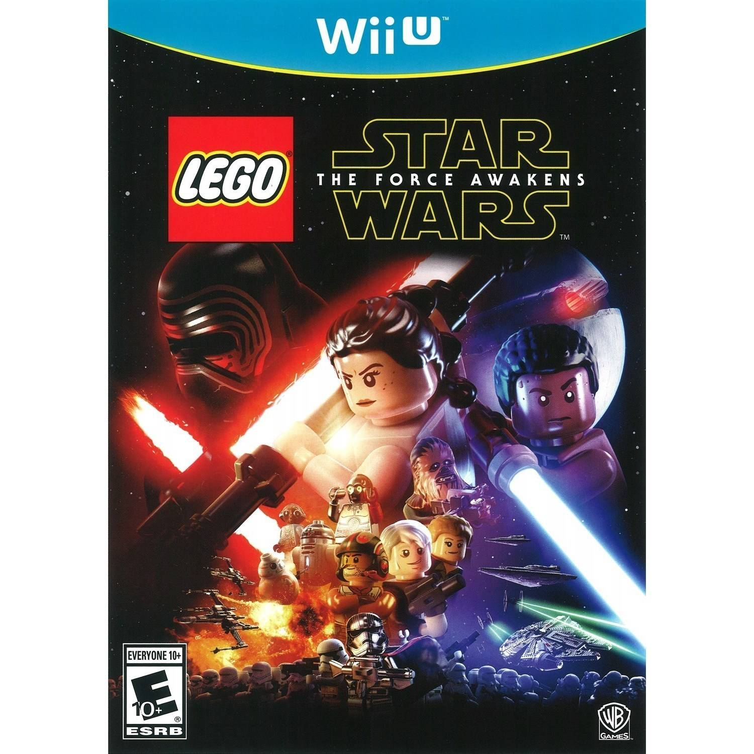 LEGO Star Wars The Force Awakens (Wii U)