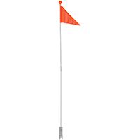 Kidzamo Safety Flags 2Pc Kidzamo Flame