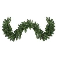 "9' x 14"" Colorado Spruce Artificial Christmas Garland - Unlit"