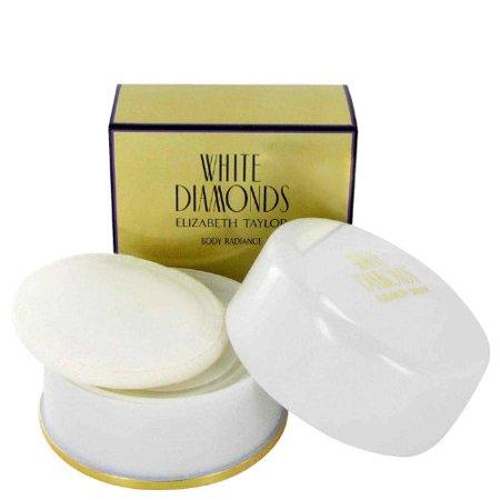 White Diamonds By Elizabeth Taylor   Dusting Powder 2 6 Oz