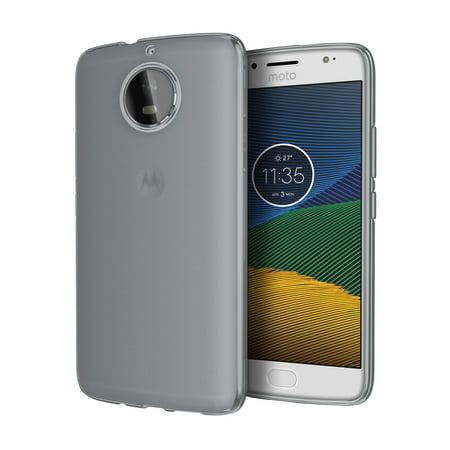 Moto G5s Plus Gs5  Case  Cimo  Matte  Premium Slim Protective Cover For Motorola Moto G5s Plus Gs5    Smoke