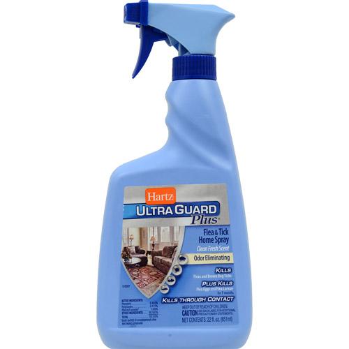 Hartz UltraGuard Plus Flea and Tick Home Spray