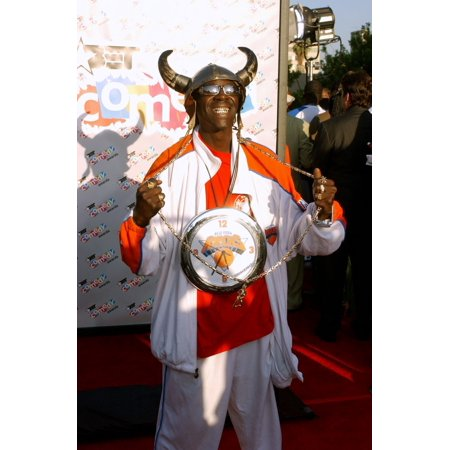 Flavor Flav At The First Annual Bet Comedy Awards Pasadena Ca September 28 2004 - First Lifesaver Flavor