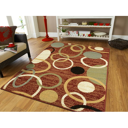 Traditial Area Rugs 2x3 Small Rugs for Red Bedroom Door Mat ...
