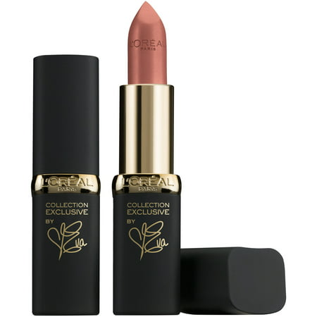L'Oreal Paris Colour Riche Collection Exclusive Lipstick, Eva's Nude (Linda Nude)