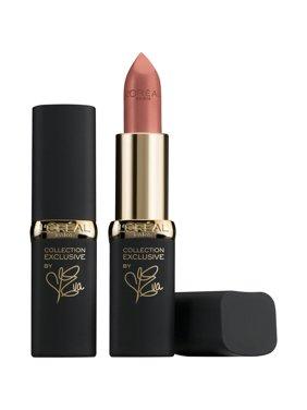 L'Oreal Paris Colour Riche Collection Exclusive Lipstick, Eva's Nude