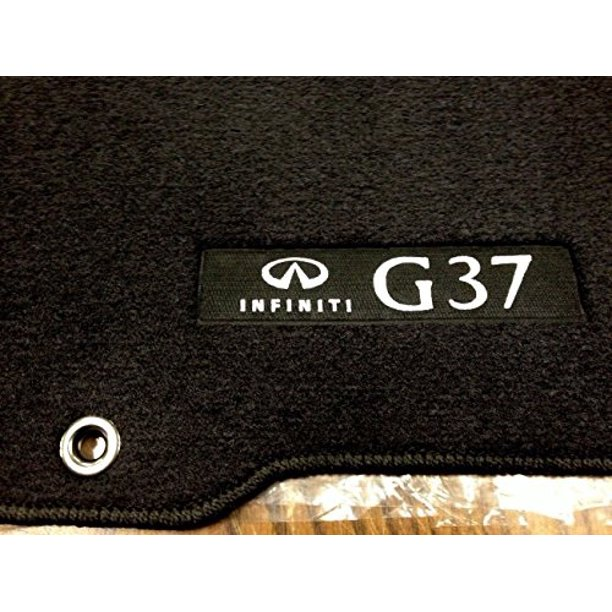 Infiniti Details About 2010 To 2013 G37 Sedan Carpeted Floor Mats